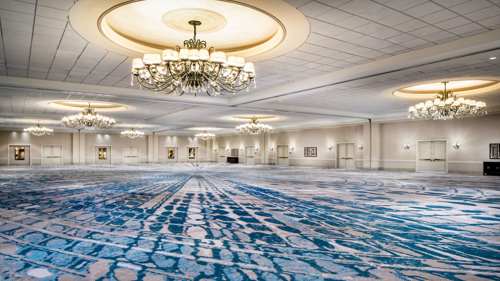 Grand Ballroom | The Westin Savannah Harbor Golf Resort & Spa