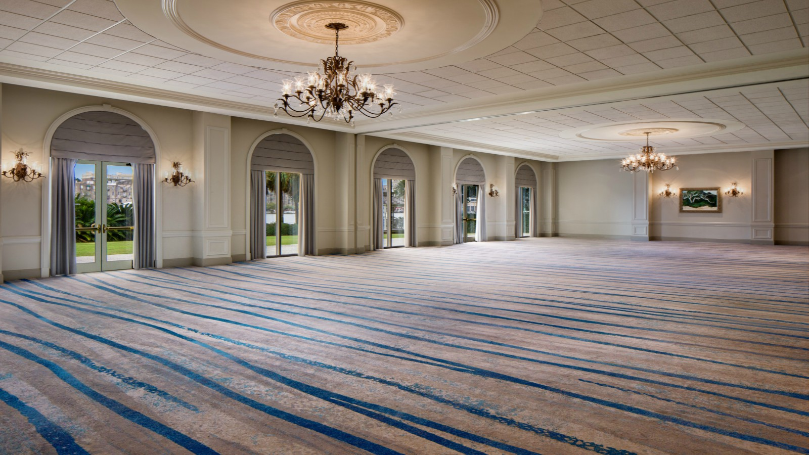 Savannah, GA Wedding Venues - Harbor Ballroom